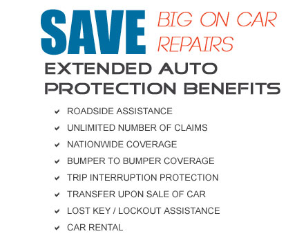 car warranty rateings